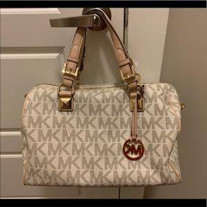 Authentic Michael Kors Grayson Handbag